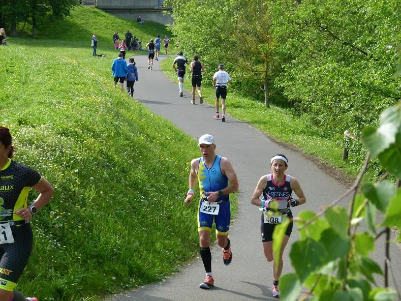 Half-Ironman de Compiègne 2016