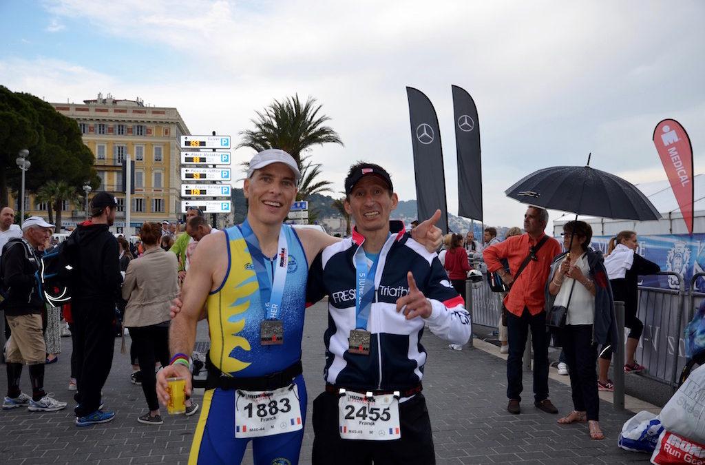 Triathlon IRONMAN France de Nice, 5 juin 2016