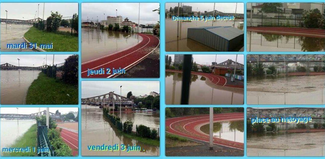 La crue de Juin 2016 Marne et Seine