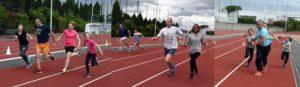 Les familles sprinteuses !