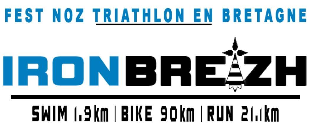 Ironbreitzh, Triathlon Semi Ironman Quéven
