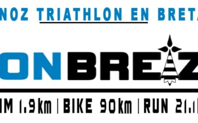 Ironbreitzh, Triathlon Semi Ironman Quéven