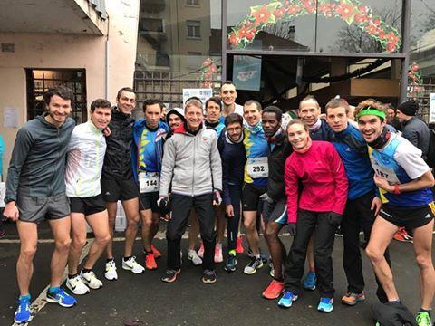 Corrida de Houilles, 10km, le 18 décembre 2016