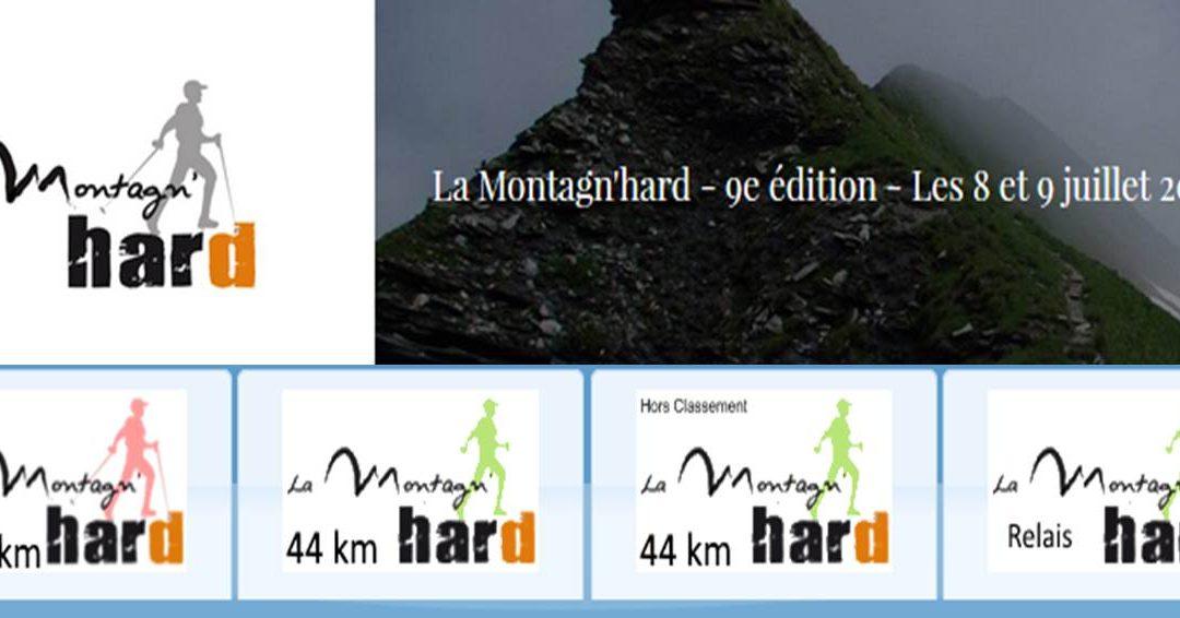 A Montagn'Hard, Saint-Nicolas-De-Véroce, 103km/8500+, les 6 et 7 juillet 2017