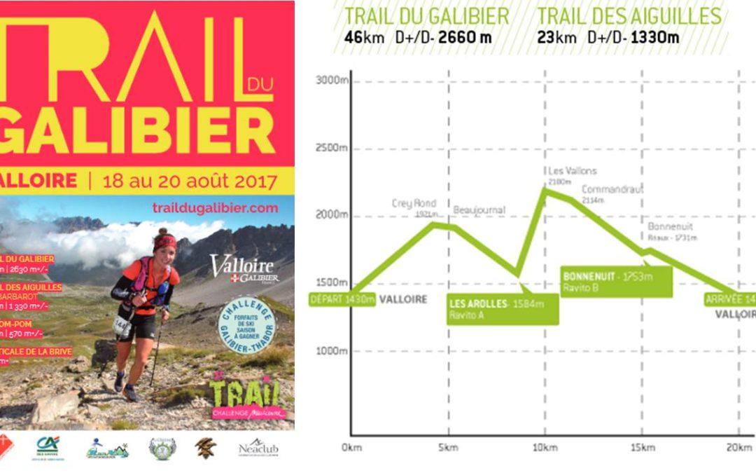 Trail des Aiguilles (Galibier) Valloire, 22km/1330+, le 20 aout 2017