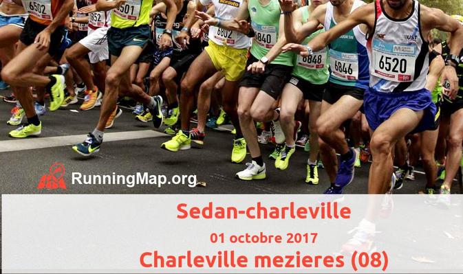 Sedan-Charleville 24,3km, le 1er octobre 2017