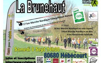 La Brunehaut à Hébécourt
